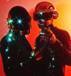 "daftpunkhq: ""Daft Punk for VIBE Magazine Summer 2013 "" Daft Punk Albums, Art Pictures, Photos, Vibe Magazine, Aquarius Rising, Culture Art, Red Aesthetic, Music Aesthetic, Punk Art"