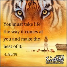 From Life of Pi