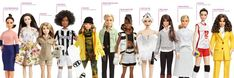 This New Barbie Doll Line Includes Chloe Kim and Frida Kahlo