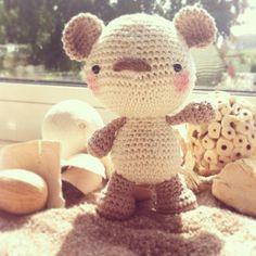 Just Jo Panda Bear #crochet #amigurumi