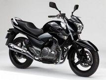 Motos para principiantes: Suzuki GW250Z (4.099$)