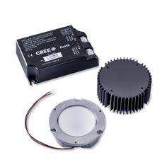 Truewhite cri 92+  Cree LED Modul Set LMH2 warmweiß, 3000lm, CRI90+