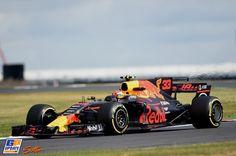 Max Verstappen, Red Bull, Formule 1 Grand Prix van Groot-Brittannië 2017, Formule 1