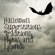 Halloween Superstitions: Traditions, Myths, and Legends Halloween-Aberglaube: Traditionen, Mythen und Legenden Samhain Halloween, Halloween Quotes, Holidays Halloween, Halloween Crafts, Happy Halloween, Halloween Decorations, Halloween Ideas, Halloween Wishes, Halloween Magic