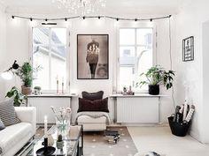 Un intérieur cosy et lumineux
