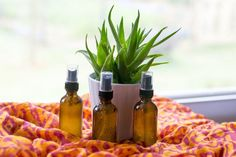 Homemade After Sun Spray To Instantly Cool & Rehydrate Your Skin