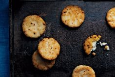 These tasty cornmeal cakes can be found grilled, baked, or fried in several Latin American countries. We love this Colombian version. — The outside fries up crisp and golden, while the cheesy middle stays wonderfully moist. Colombian Arepas, Colombian Food, Colombian Recipes, Dominican Food, Thing 1, Cuban Recipes, Latin Food, Afternoon Snacks, Sweet And Spicy