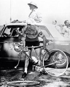 Bernard Viot, Peugeot BP Dunlop, TdF 1962