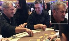 Mel #Gibson makes late night appearance at Sydney #casino