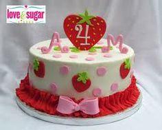 strawberry shortcake cakes - Google Search