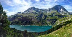 Lac de Plan d'amont, Aussois, valfréjus, maurienne, station de maurienne, randonnée en maurienne, paysage montagne, l'été à la montagne