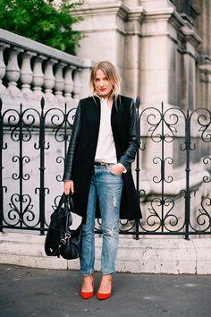 Hay 11 tipos de #zapatos que no pueden faltar en tu armario! Mira todos aquí >>> http://fashionbloggers.pe/valeria-jacobs/11-zapatos-que-no-pueden-faltar-en-tu-armario #Tacones #Color
