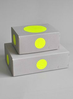 KOLOR Raw Boxes Set of 2 – Erinnerungskisten For Personal Treasures – Treasure Boxes by Studio Kolor Packaging Box Design, Print Packaging, Box Packaging, Package Design, Foto Logo, Packaging Inspiration, Logo Design, Graphic Design, Poster S