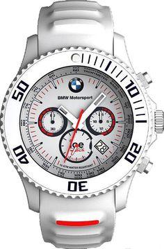 Ice Watch BMW Chrono White 53MM
