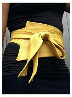 Trend Fashion, Fashion Details, Diy Fashion, Ideias Fashion, Fashion Outfits, Womens Fashion, Corset Belt, Obi Belt, Corset Outfit