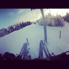 Wooooow #whistler #sick #ski #instagood #snow #mountain @whistlerblackcomb #whistlerblackcomb #gopro #salomon