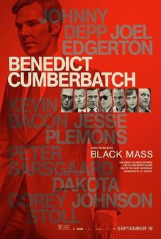 Benedict Cumberbatch character poster for Black Mass