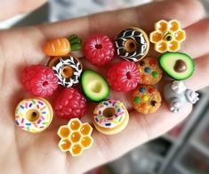 Newest Snap Shots Polymer clay crafts food Popular Miniature food –