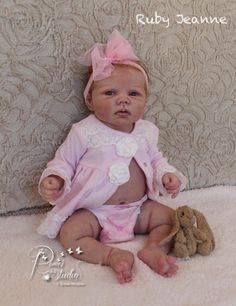 Real Baby Dolls, Realistic Baby Dolls, Reborn Baby Girl, Reborn Baby Dolls, Bountiful Baby, Doll Making Tutorials, Lifelike Dolls, Silicone Dolls, Clay Baby