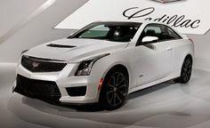 STG Auto Group: Cadillac ATS-V