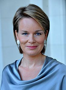 Her Royal Highness, Princess Mathilde of Belgium