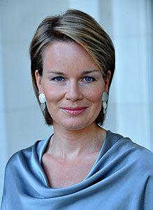 Princess Mathilde of Belgium