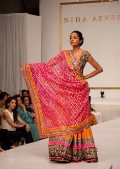 Nida Azwer 2013 Debut Fashion Show Collection  15