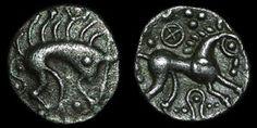 iron age coins british - Google Search