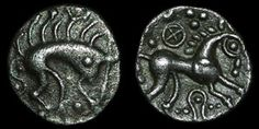 iron age coins british - Google Search