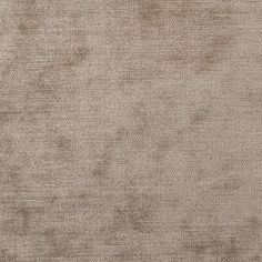 Velvet upholstery fabric in a go-with-everything shade of warm taupe. 25 yard