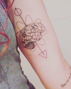 #brain #tattoo