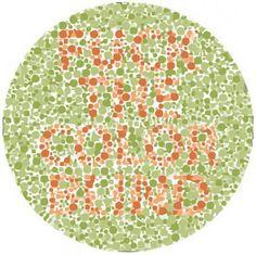15 Best Types Of Color Blindness Images Color Vision