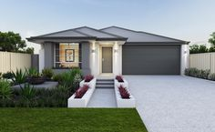 Your choice of six stylish Contempo elevations