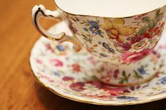 teacup from sarah 1 | Flickr - Photo Sharing!