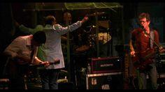 Lou Reed and his band. #LouReed