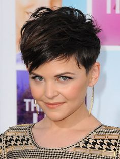 Regardless of length, try a choppy (or asymmetrical) fringe in the front to freshen up your look. Tip: to prevent greasy bangs, apply a styling wax working from back to front. That way, by the time you get to your fringe area, the product will be diluted enough so that it won't weigh the bangs down.