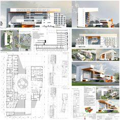 Hotel L'Arc  #architecture #hotel #render #3dmodel #architectureproject #project #bestarchitecture #architecturestudent