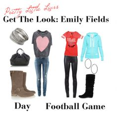 Fashion & Beauty Inc: Steal The Pretty Little Liars' Style http://fashionandbeautyinc.blogspot.ca/2013/01/steal-pretty-little-liars-style.html