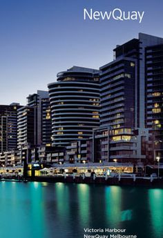 Docklands,Quay, Melbourne.. My home for the next year!