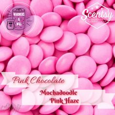 Pink Chocolate Scentsy Mixology Recipe Mochadoodle and Pink Haze www.GreatScents2.com