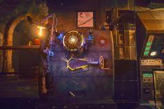 Steampunk Submarine-Themed Pub In Romania   Bored Panda