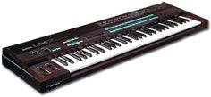 Yamaha DX-7 - THE synth of the 80's