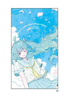 Miku Hatsune / 8th Anniversary / 2015