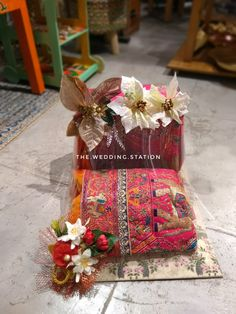 Station deals in- *Wedding planning and event planning *Decorators and Caterers *Best in class. Wedding Gift Baskets, Wedding Favor Bags, Wedding Packaging, Event Planning, Wedding Planning, Creative Wedding Gifts, Trousseau Packing, Drape Sarees, Packing Ideas