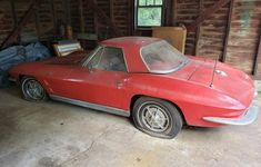 Chevrolet Corvette, Chevy, Car Cost, Best Barns, Put Things Into Perspective, Barn Garage, Corvette Convertible, Car Travel, Barn Finds