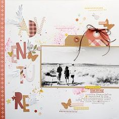 Project Ideas for 1 Canoe 2 - Creekside Collection - 12 x 12 Double Sided Paper - Take Note