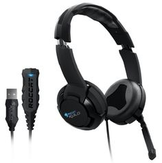 SPECIAL OFFER ROCCAT Kulo 7.1 USB Virtual Gaming Headset (ROC-14-702)