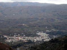 view of Cadiar from Berchules  http://bobbovington.blogspot.com.es/2012/02/beauty-of-alpujarras.html