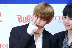 V BTS 6th Gaon Chart Music Awards Red Carpet