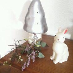 #uneamedenfant #lapin #egmonttoys #eucalyptus #flowers #madecoamoi